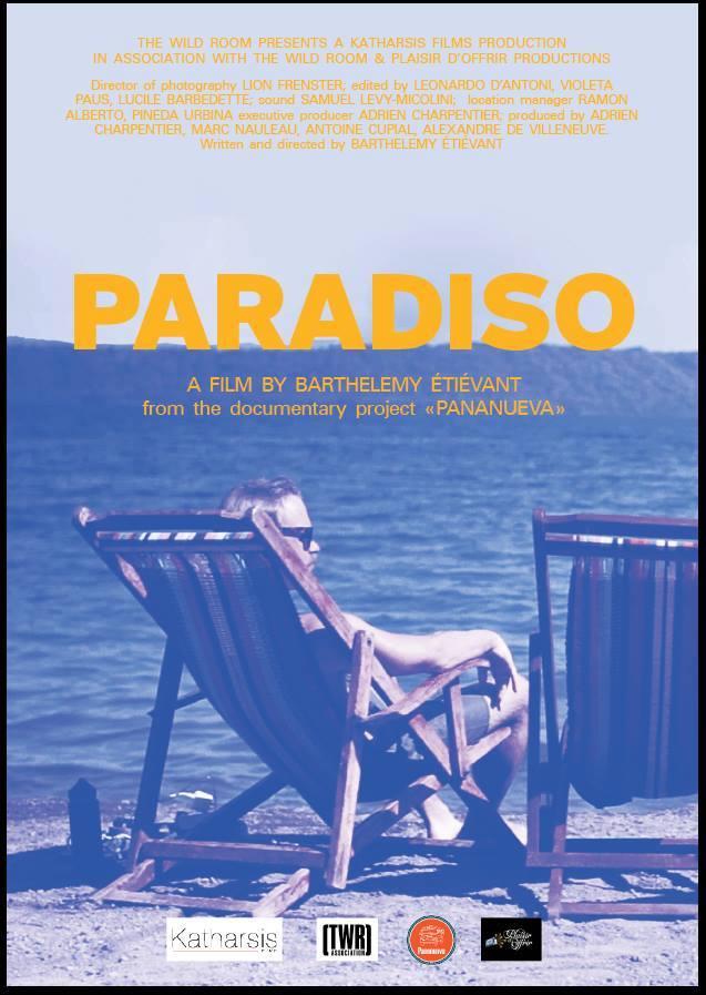 paradiso afiche